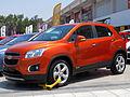 Chevrolet Tracker 1.8 LT Highway 2015 (18795538674).jpg