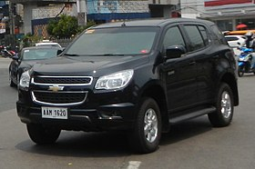 2015 Chevy Trailblazer >> Chevrolet Trailblazer Wikipedia