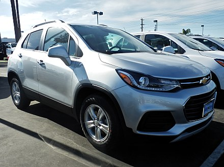 Chevrolet Trax Wikiwand