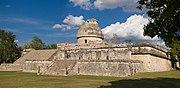 L'observatoire astronomique de Chichén Itzá.