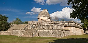 "Archaeoastronomy - ""El Caracol"" a possible observatory temple at Chichen Itza."