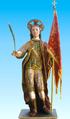 Chiesa di San Giuseppe, statua di San Prospero martire (Catenanuova) 02.png