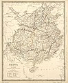 China - the interior, chiefly from du Halde and the Jesuits 1710 to 1718, and the sea coast from modern authorities LOC 2006629371.jpg