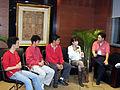 Chinese Wikipedians meetup in Shanghai 2005-2.jpg