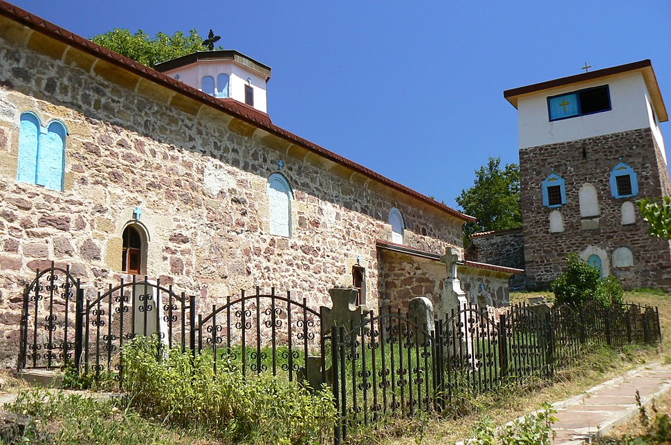 Chiprovski-monastery-church-graveyard-and-ossuary
