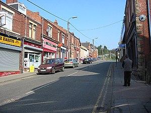 Chopwell - Image: Chopwell