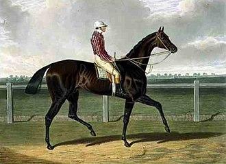 Chorister (horse) - Chorister by John Frederick Herring, Sr.