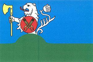 Chraberce - Image: Chraberce vlajka