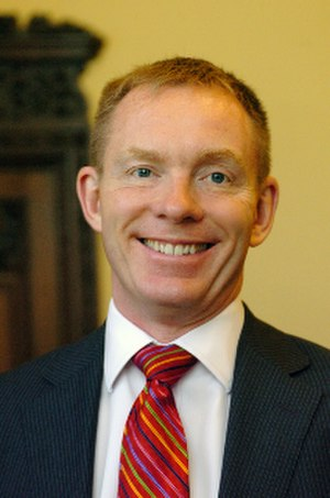 Mansfield College, Oxford - Chris Bryant, MP