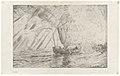 Christ Calming the Storm, print by James Ensor, 1886, Prints Department, Royal Library of Belgium, F. 27006.jpg