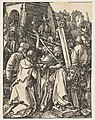 Christ Carrying the Cross, from The Small Passion MET DP816051.jpg