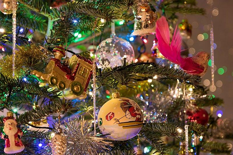 File:Christmas decorations Poland.jpg