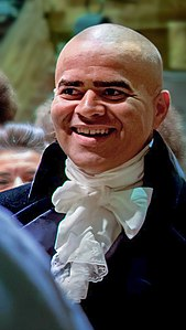 Christopher Jackson (actor) American actor
