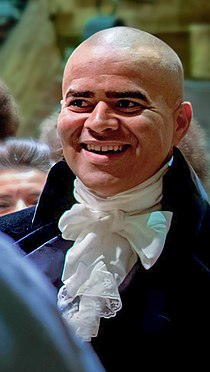 Christopher Jackson in Hamilton costume, July 2015.jpg