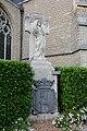 Christus beeld naast OLV Kerk, Bonheide.jpg