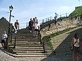 Church Steps, Whitby. - geograph.org.uk - 184510.jpg