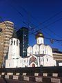 Church of Saint Nicholas at Tverskaya Zastava Moscow.jpg