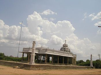 Church of South India in Gingee, Tamil Nadu