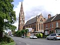 Church of St John the Baptist, Tachbrook Street, Leamington Spa - geograph.org.uk - 1416233.jpg