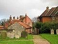 Churchyard gate - geograph.org.uk - 1075367.jpg