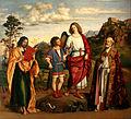 Cima da Conegliano - L'Arcangelo con Tobiolo e due santi.jpg