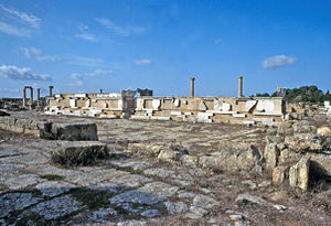 Aristippus - Cyrene, Libya, birthplace of Aristippus