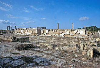Aristippus - Cyrene, Libya, birthplace of Aristippus
