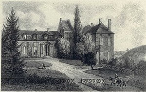Émilie du Châtelet - The chateau of Cirey