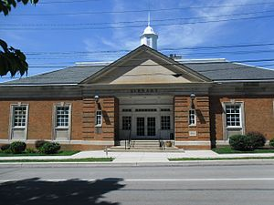 Washington County, Pennsylvania - Citizens Library in Washington, PA