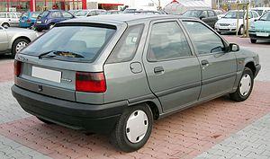 Citroën ZX - Citroën ZX Avantage 5 door