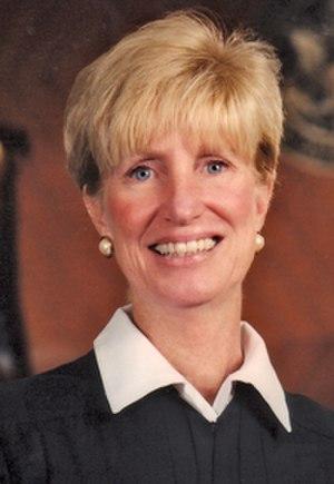 Claire Eagan - Image: Claire Eagan District Judge