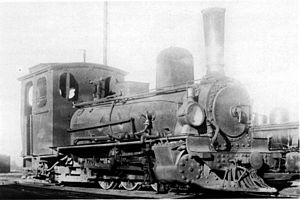 South West African Class Hb - Image: Class Hb 0 6 2T