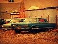 Classic Chrysler & Mercedes (5527862831).jpg