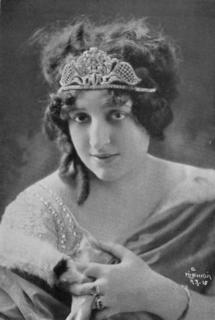 Claudia Muzio Italian opera soprano