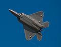 Clean lines of the F-22 Raptor (7674474010).jpg