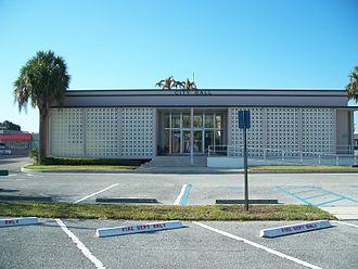 Clewiston, Florida - Clewiston City Hall