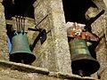 Cloches de la chapelle st-michel à Plouguerneau Finistère France.jpg