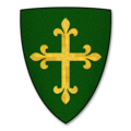 Coat of Arms of BRAINT HIR, of Denbighshire, Lord of Isdulas.png