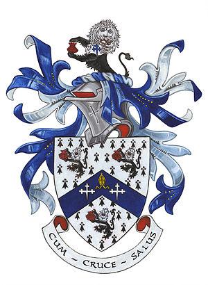 Jacob Mountain - Coat of Arms of Jacob Mountain