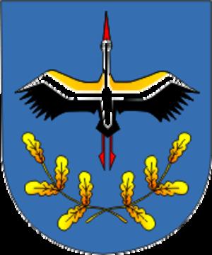 Lelchytsy - Image: Coat of Arms of Lelčycy, Belarus