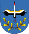 Coat of Arms of Lelčycy, Belarus.png