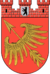 Coat of arms de-be wedding 1955.png