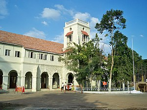 Coimbatore Medical College - Coimbatore Medical College Hospital located on Trichy Road was built in 1909