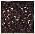 Collectie NMvWereldculturen, RV-847-32, Batikpatroon, 'Semen sinom sawat garuda', voor 1891.jpg