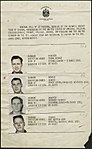 Collective Passport Certificate of the 19 members of the Olympic Hockey Team- Boucher to Watson. Page 2, 1948 - Certificat collectif pour les 19 membres de l'équipe olympique de hockey, de Boucher à Watson. Page 2, 1948 (39146717915).jpg