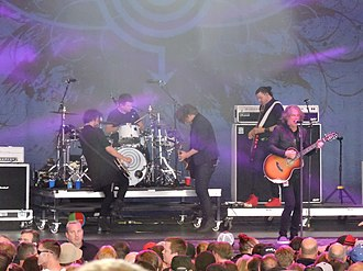 Collective Soul - Collective Soul performing at MMRBQ 2016, Camden NJ May 21, 2016.