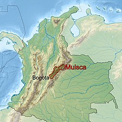 Colombia MuiscaLocationMap.jpg