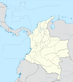 Cúcuta is located in Colombia