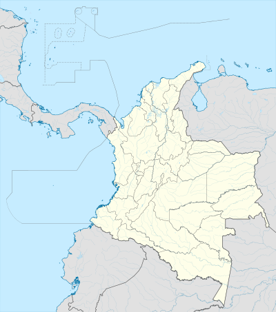 2001 Copa América is located in Colombia