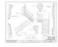 Colonel Charles Williamson House, 839 South Main Street, Geneva, Ontario County, NY HABS NY,35-GEN,2- (sheet 12 of 13).png